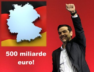 Tsipras Germania