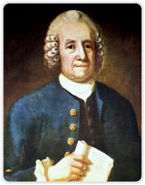 E. Swedenborg (1688-1772), francmason suedez