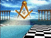 Echerul si cumpana - simbolul initial al francmasoneriei