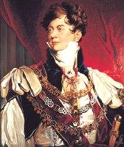 George al IV-lea, regele Marii Britanii