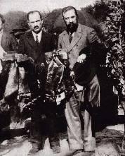 Troţki şi Lenin