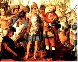 Cortez şi Montezuma