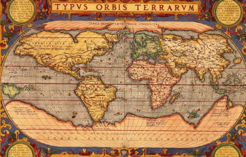 Harta lui Ortelius