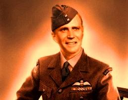 ofiter RAF
