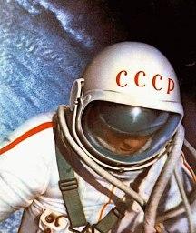 Leonov, se afla in spatiu, sau in studiourile Mosfilm?