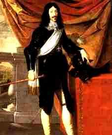 Ludovic al XIII-lea (1601-1643), regele Frantei