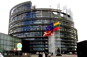 Sediul Parlamentului UE