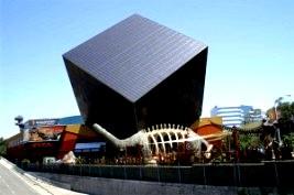 Cubul Negru în Santa Ana
