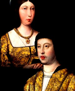 Regele Ferdinand si regina Isabela, intemeietorii Spaniei