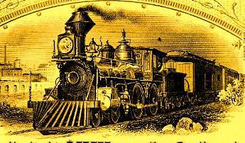 tren vechi