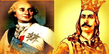 Stefan cel Mare Ludovic XVI