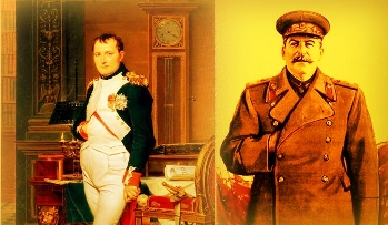 Stalin-Napoleon