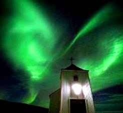 biserica inger aripi verzi