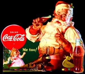 Coca Cola Mos Craciun 2