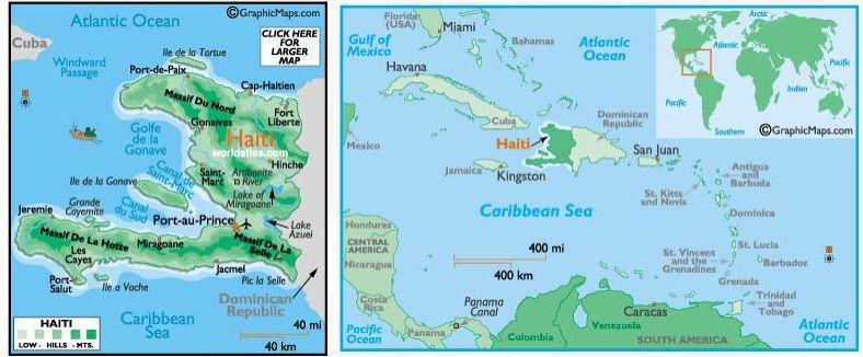 Caraibe si Haiti