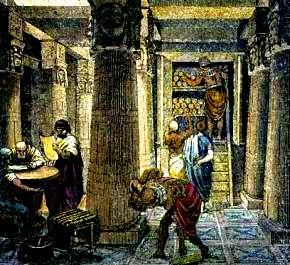 biblioteca din Alexandria 2