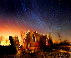 grajdul si stelele