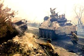 razboiul din Cecenia