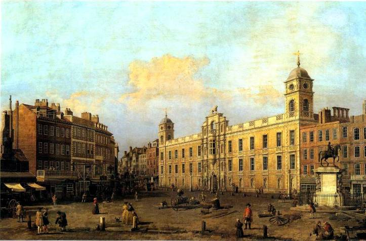 Canaletto Northumberland House