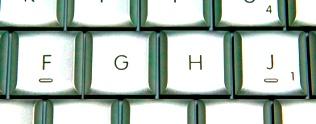 F si J tastatura