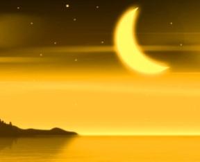 Luna falsa