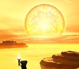 Soare galben