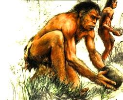 oameni din epoca de piatra