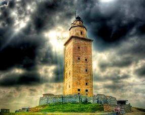 turnul lui Hercule