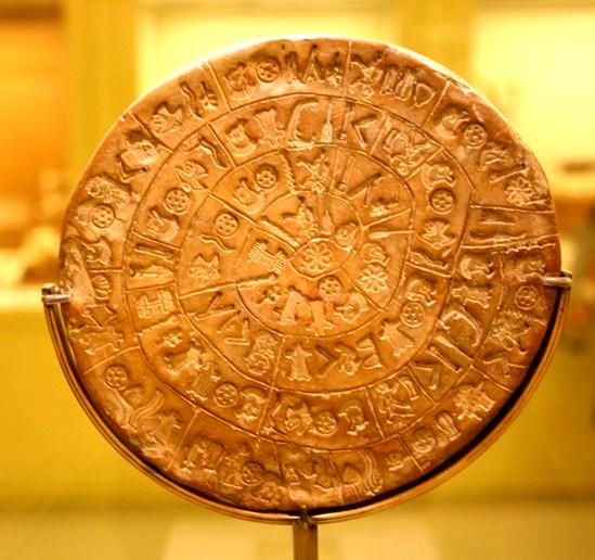 discul din Phaistos