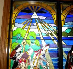 ochi francmasonic Biserica Catolica