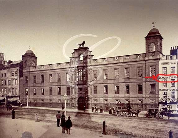 Northumberland House (1874)