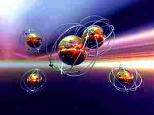 Univers cuantic