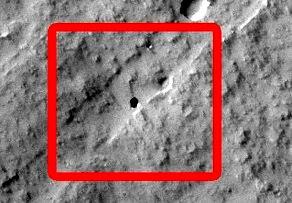 pestera pe Marte