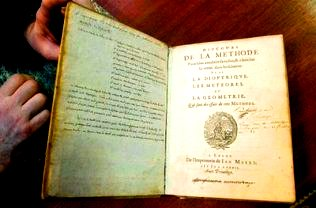 scrisoarea lui Descartes