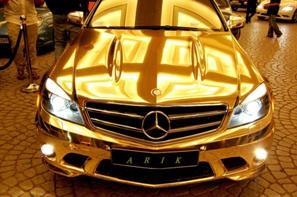 Mercedes aur 1