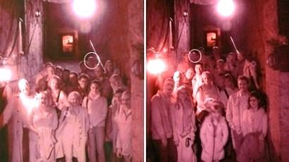 Fantoma din Mary King's Close