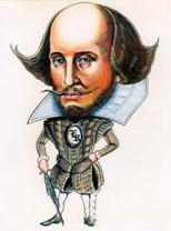 Shakespeare, a folosit acelaşi termen contemporan ca şi Dante