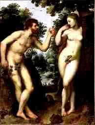 Adam si Eva din Biblie