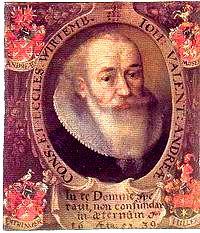 Johannes Valentinus Andreae (1586-1654)