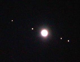 Jupiter si satelitii sai