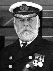 Edward Smith, capitanul vasului Titanic