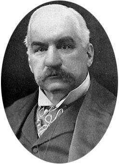 J.P. Morgan, proprietarul vasului Titanic