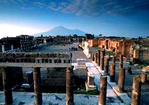 Pompei si Vezuviu