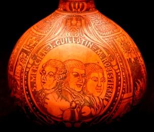 tigva sangele regele Ludovic al XVI-lea