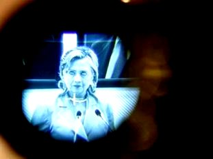 Clinton reptilian