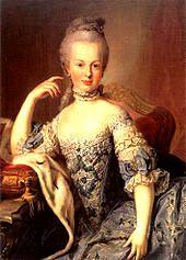 Regina Maria Antoaneta a Frantei