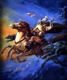 Zeul nordic Odin