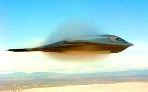 Bombardierul invizibil american B-2 foloseşte tehnologia anti-gravitaţională?