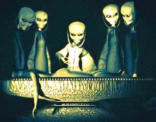 """Încă o dovadă că extratereştrii nu există: cei """"răpiţi de alieni"""" au, de fapt, vise lucide"""