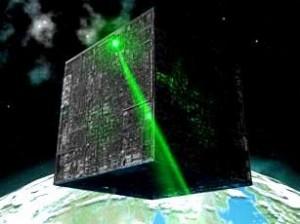 Apocalipsa lui Ioan ne spune că o navă de origine extraterestră, sub forma unui cub gigantic, se îndreaptă în 2012 spre Pământ